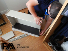 professional furniture assembly services in London