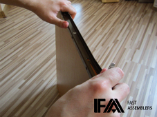 Flat Pack Furniture Assembly